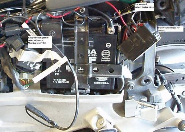 honda st1100 wiring diagram honda st1100 accessories