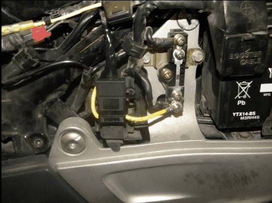 Pic on Headlight Relay Harness
